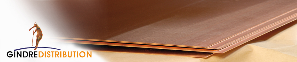 COPPER SHEETS | Gindre Distribution